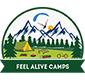 Feel alive camps